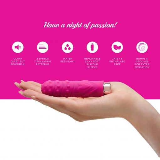 So Divine Je'Taime Silky Touch Vibrator