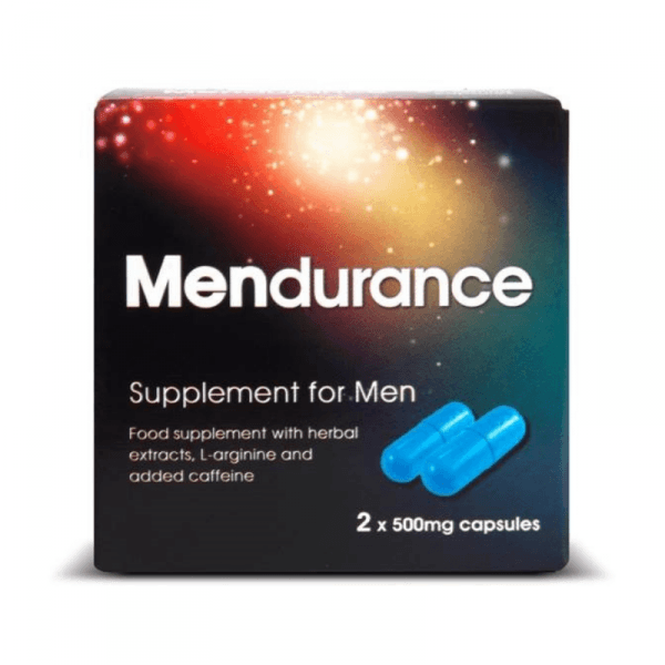Mendurance supplement for him capsules
