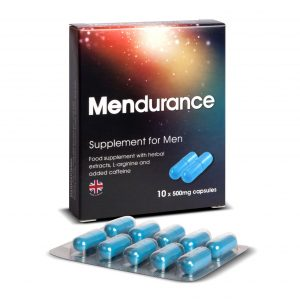 Mendurance Supplement