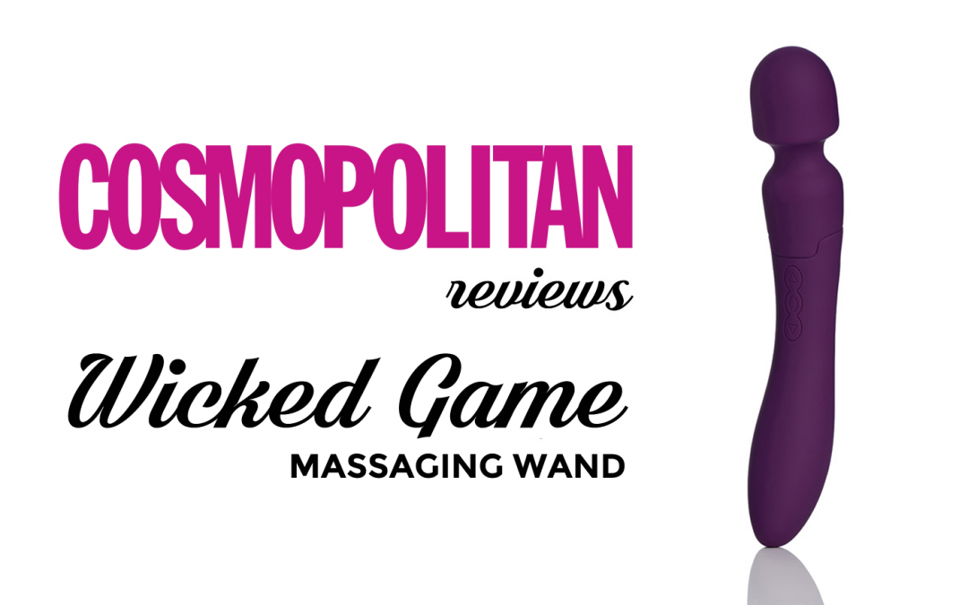 So Divine 'Wicked Game' Named as one of the best vibrators of the year  – Cosmopolitan Article