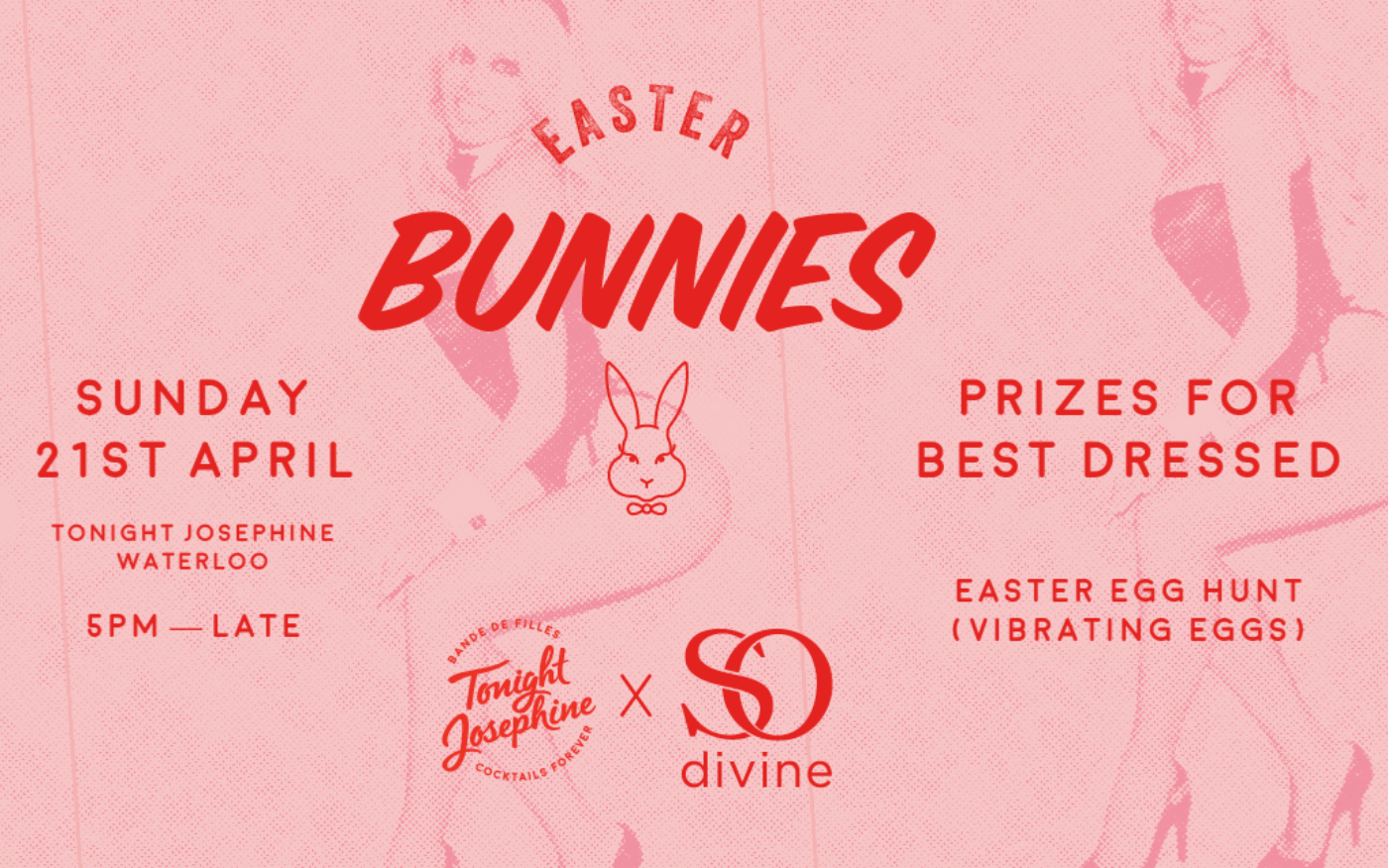 Tonight Josephine X So Divine Easter Party