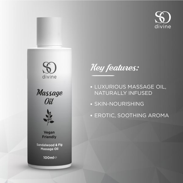 So Divine Massage Oil