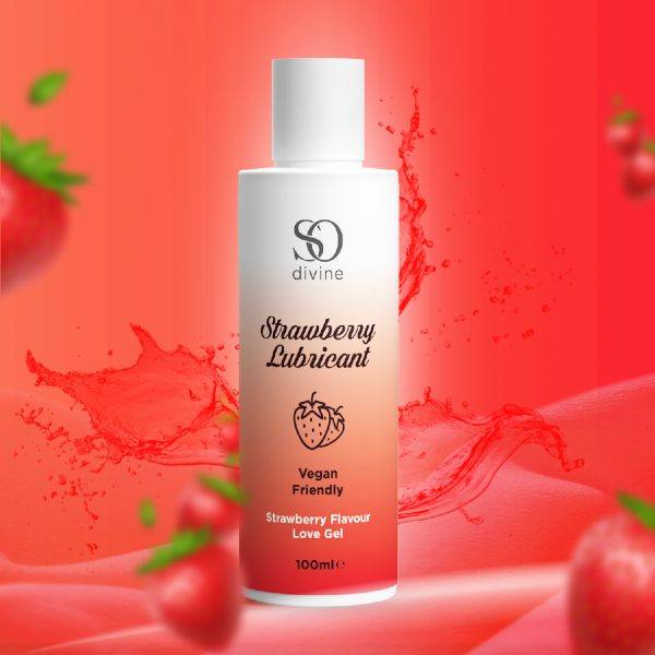 Strawberry Lubricant