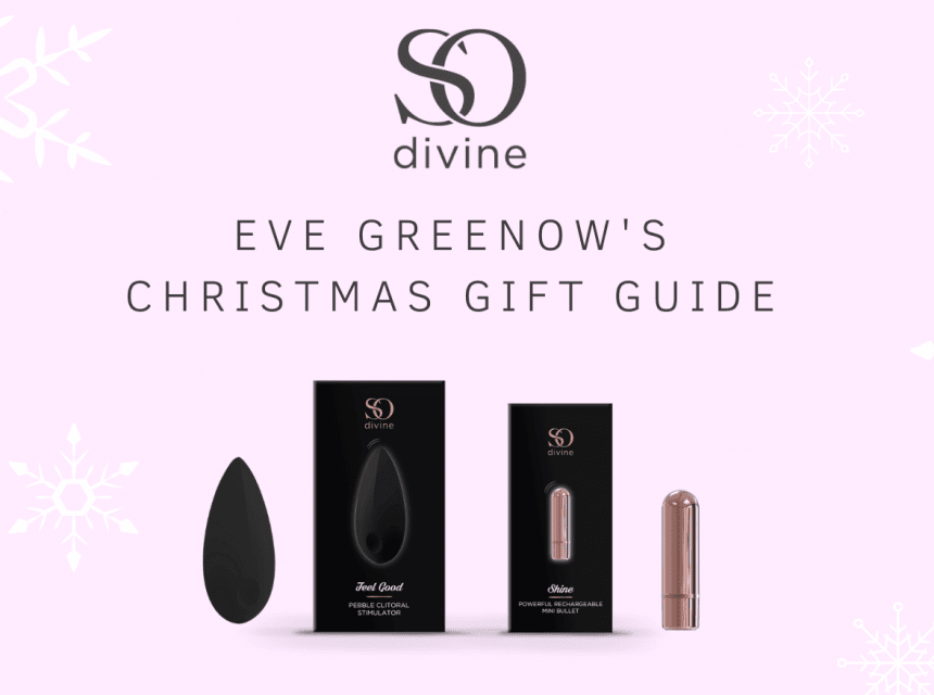 Give The Gift Of Pleasure – Eve Greenow