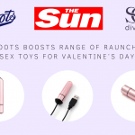 Boots boost range of raunchy sex toys for valentines day