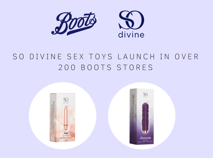 So Divine Sex Toys Launch In Over 200 Boots Stores