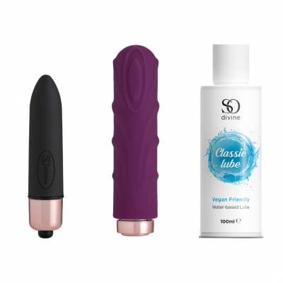 Beginner's Sex Toy Bundle