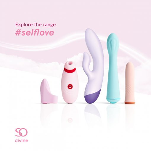 So Divine Self Love Finger Vibrator