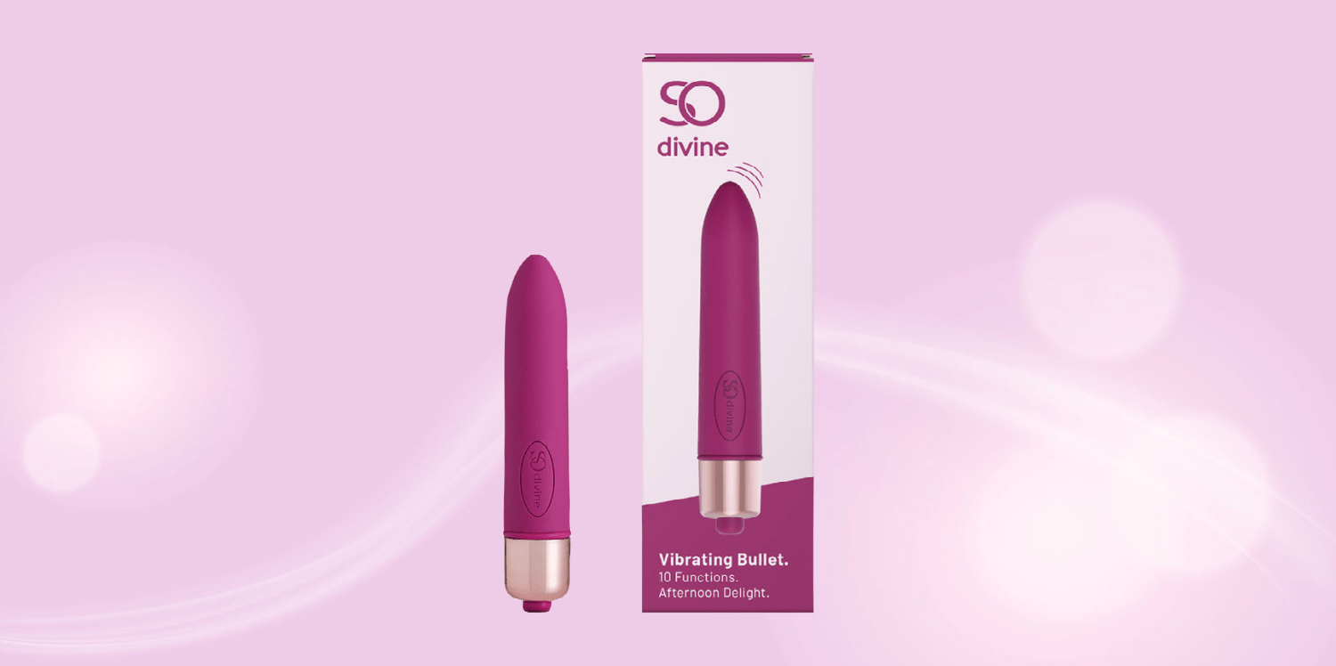 Afternoon Delight Bullet Vibrator